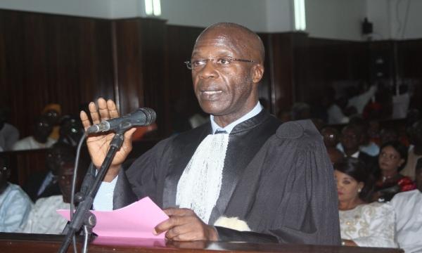 Non Monsieur Pape Oumar Sakho, un Juge ne doit pas dire ça. Par. Dr Christian N. MINGOU