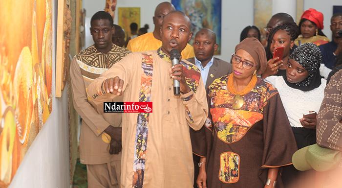 Abdoukarim FALL, président de Ndar Création