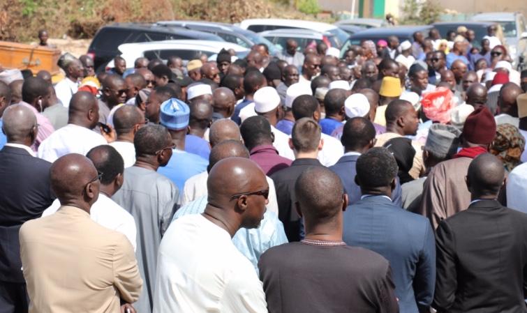 Levée du corps de Momar Seyni Ndiaye : L'ultime hommage d'une profession à un journaliste « courageux »