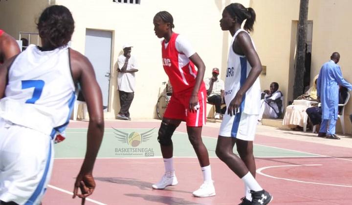 National 1 Féminin (J15) : Le Saint Louis Basket Club vainqueur devant l'UGB (59-56)