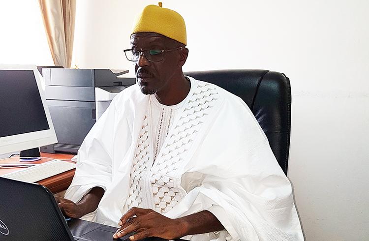 Abdoubacry SOW, nouveau DG de la SAED