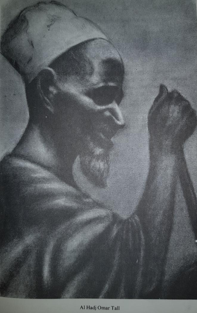 El Hadji Oumar TALL, géant de l'Histoire !