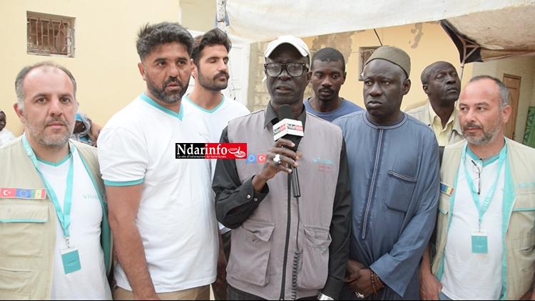 Solidarité musulmane : HASENE distribue 1755 kits alimentaires à Saint-Louis (vidéo)