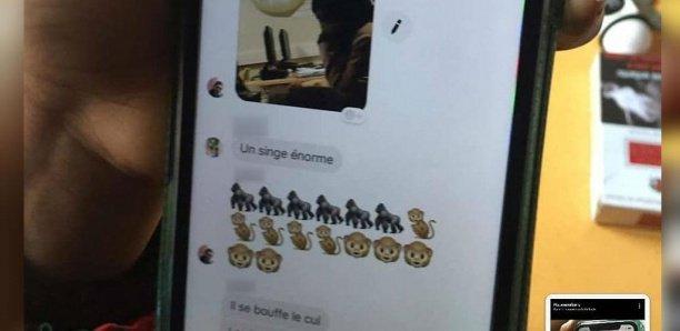 """France: des étudiants noirs traités de """"singes énormes"""" par leurs camarades d'université"""