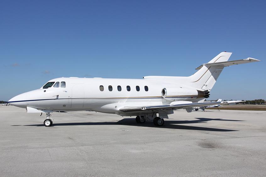 La dépouille de Cheikh Béthio à bord du jet privé AHO 658 J