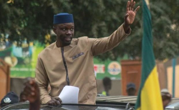 Ousmane SONKO : « je suis habitué aux menaces... »