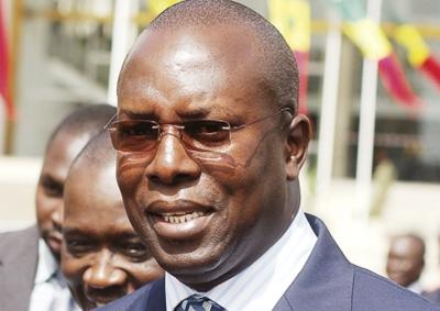 Présidentielle 2024 : Souleymane Ndéné Ndiaye annonce sa candidature