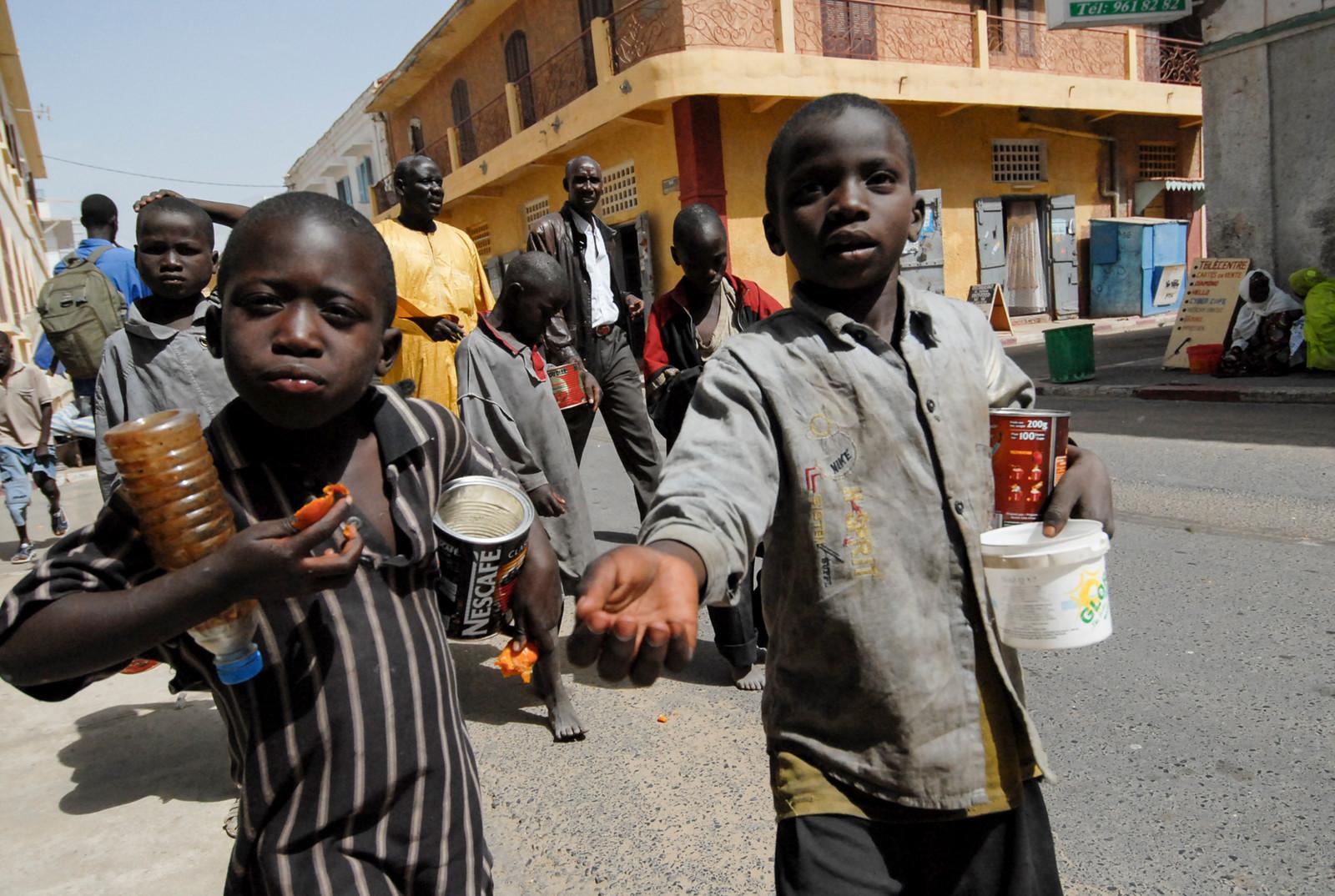 Retrait des enfants de la rue: pourquoi le programme piétine?
