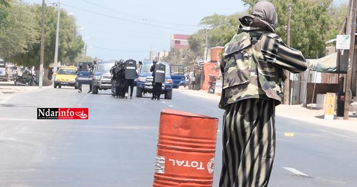 Saint-Louis / Attaque terroriste à Ngallèle : le GIGN lance l'assaut (vidéo)