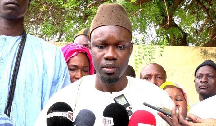 """Ousmane SONKO : """" Ce sont eux-mêmes qui déstabilisent le Sénégal avec leur aventurisme d'Etat"""""""