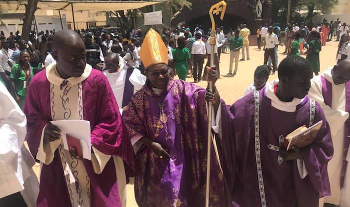 EN ROUTE VERS POPENGUINE : le diocèse de Saint-Louis à l'honneur.