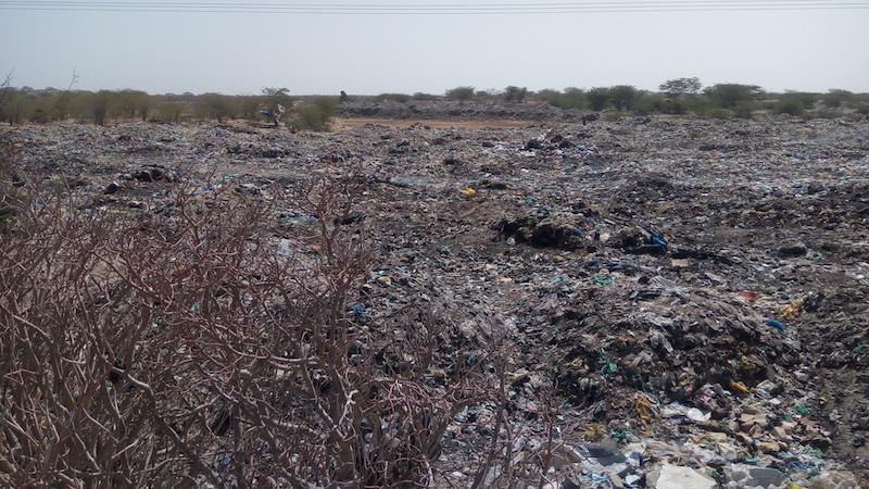 L'application du principe de causalité, pour le financement de l'élimination des déchets à Saint-Louis au niveau de C.E.T. de GANDON