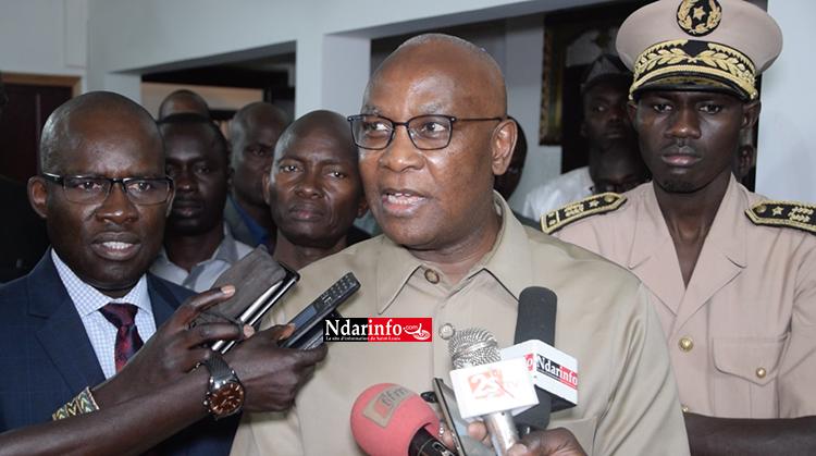 Contrat d'affermage : « l'attribution du marché à SUEZ a été régulière », selon le ministre Serigne Mbaye THIAM (vidéo)