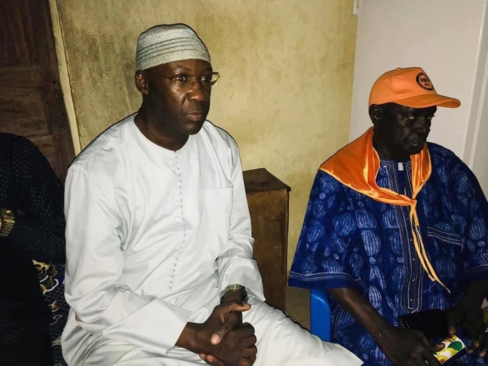 Rewmi : Le colonel Abdourahim Kébé gèle ses activités