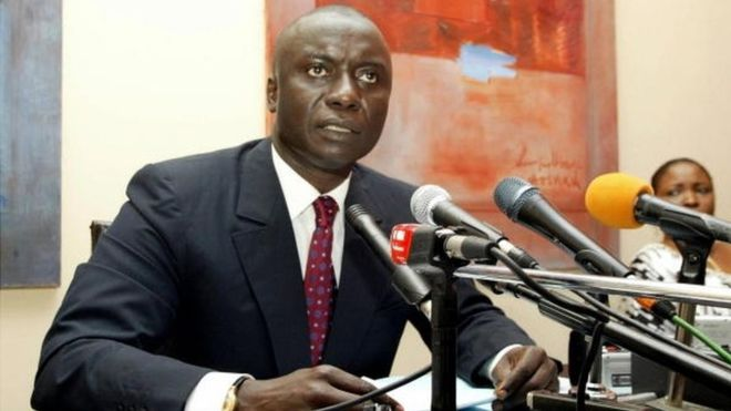 """IDY tacle Aliou SALL : """" il a posé sa main sur le Coran pour essayer de leurrer les Sénégalais"""""""