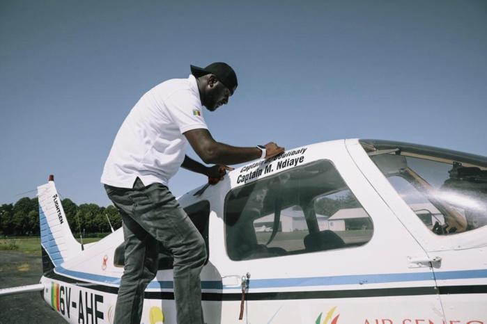 Les deux pilotes sénégalais sont arrivés à Paris : Maodo Ndiaye et Birame Coulibaly concrétisent leur rêve