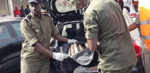 Cocaïne saisie au Port: il manque 80 kg de la drogue