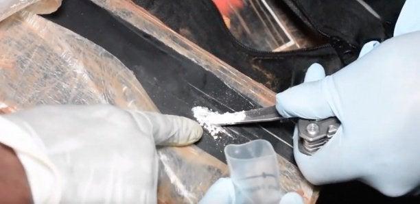Port de Dakar : 750 kg de cocaïne saisis