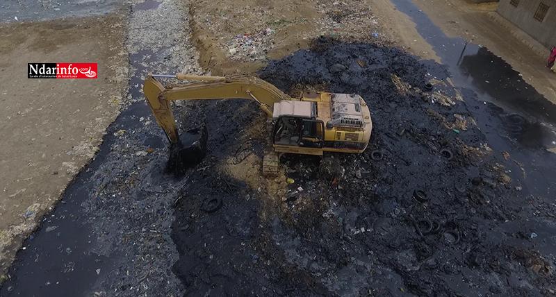 Opération pré-hivernale : l'ONAS libère le réseau de PIKINE (vidéo)