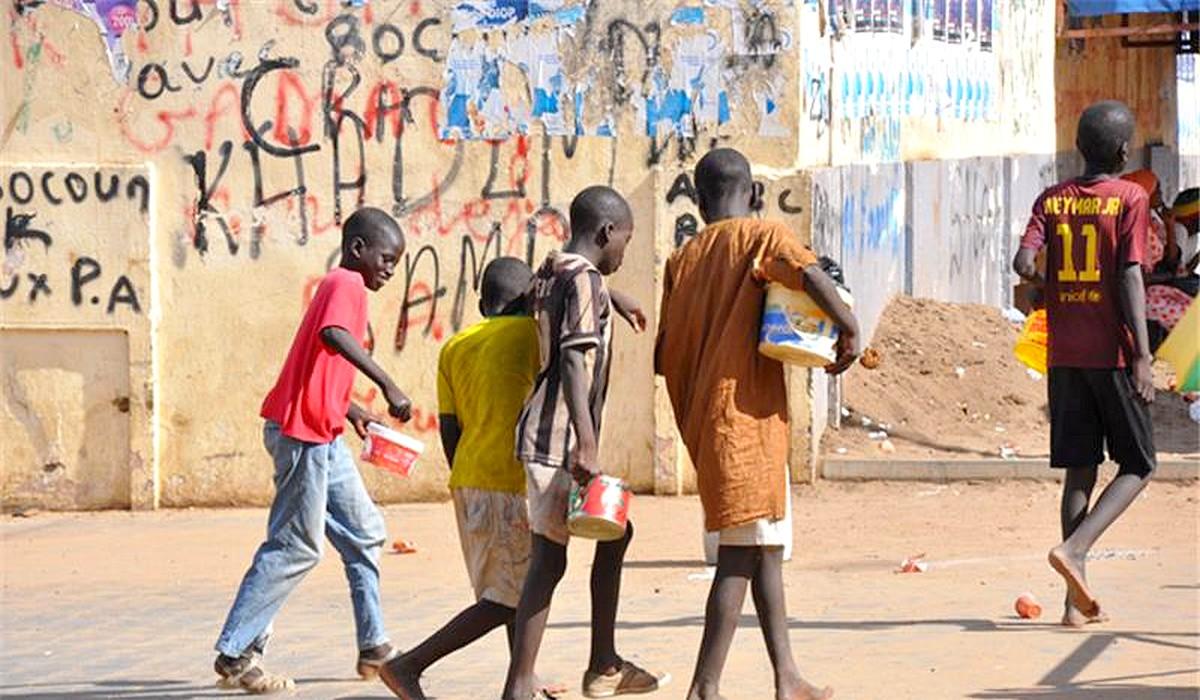 Mendicité : 100.000 talibés enregistrés au Sénégal