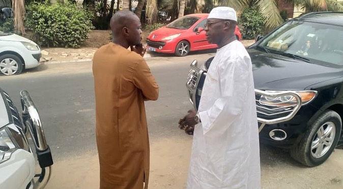 Ousmane SONKO : «  le seul crime du Colonel KÉBÉ, c'est d'être … »