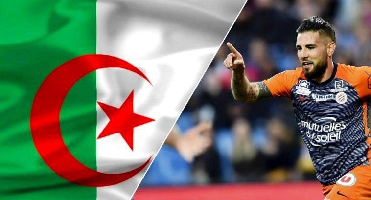 Andy Delort, joueur de l'équipe d'Algérie, s'est converti à l'Islam