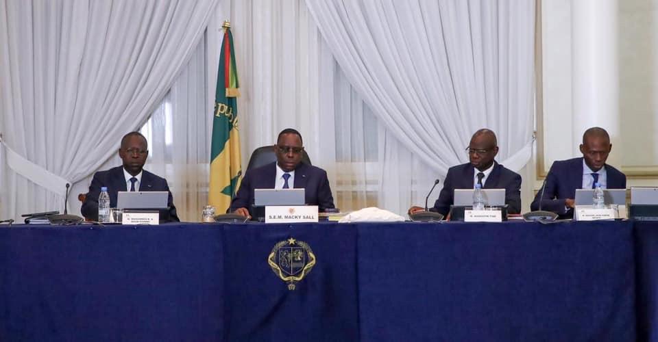 Le communiqué du Conseil des ministres de ce 17 juillet 2019