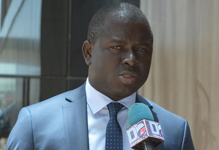 """Cheikh Issa SALL : """" l'ADM va contribuer à la mise en œuvre d'une solution de protection durable de la Langue de Barbarie contre l'érosion côtière"""""""