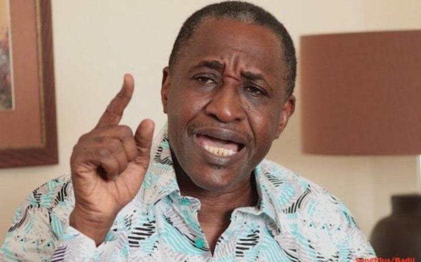 Le journaliste Adama Gaye arrêté par la Dic