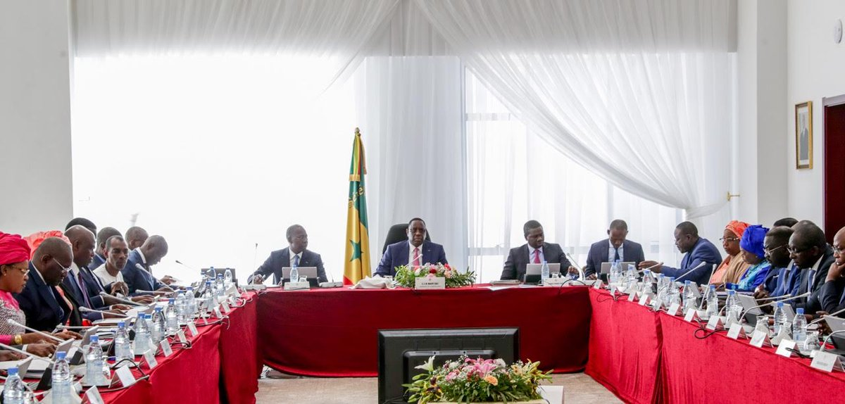 Le communiqué du Conseil des ministres de ce 31 juillet 2019