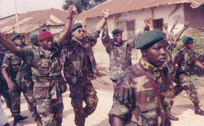 MASSACRES EN GAMBIE : arrestation de deux ex-redoutables tueurs de Jammeh !
