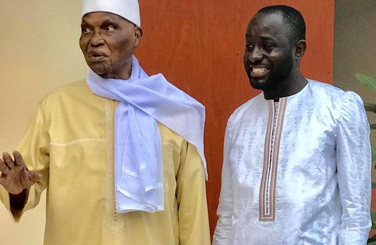 Audiences tous azimuts : Wade reçoit Awa Guèye Kébé et Thierno Bocoum