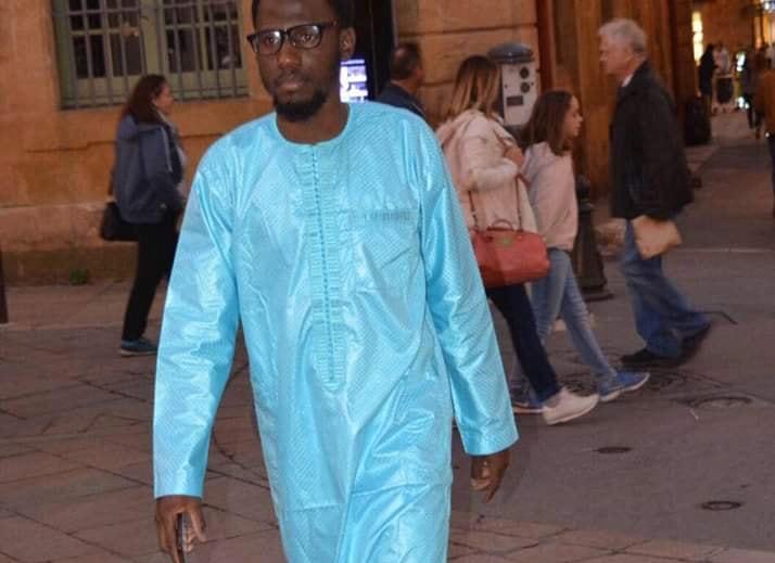 Son audition annulée, Idrissa FALL CISSÉ reprend Son Passeport