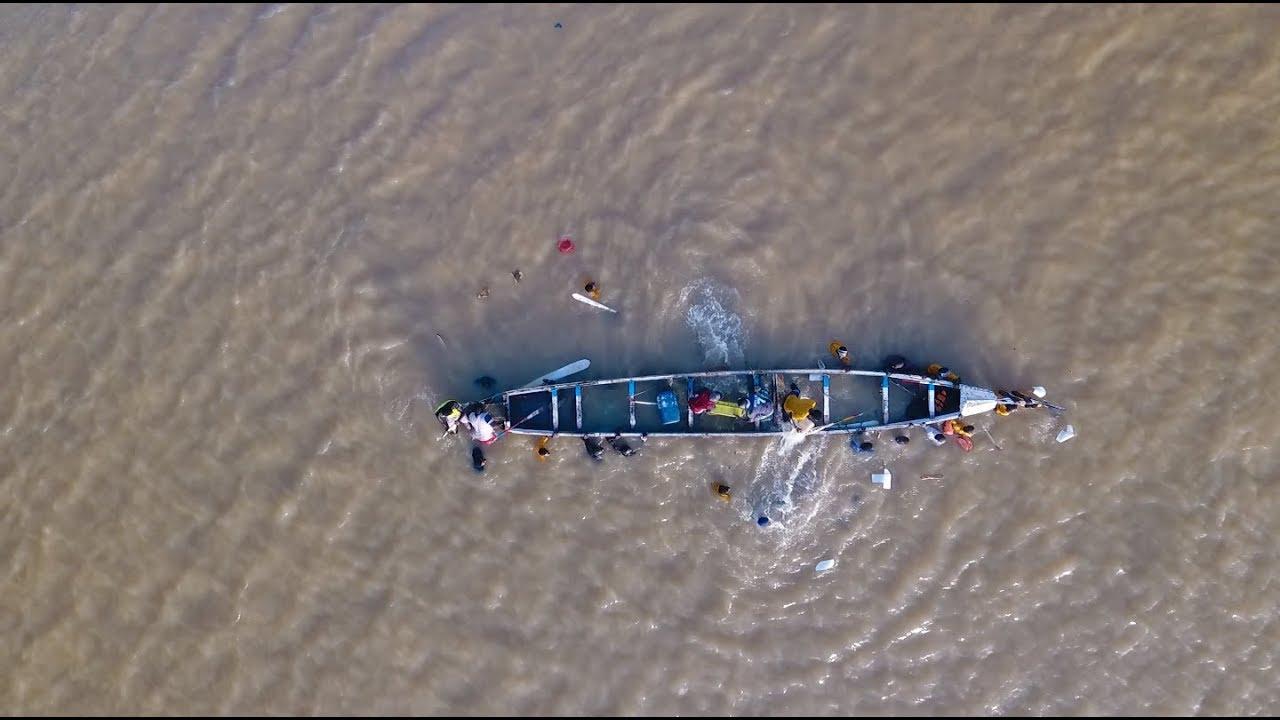 Pêche périlleuse à Saint-Louis