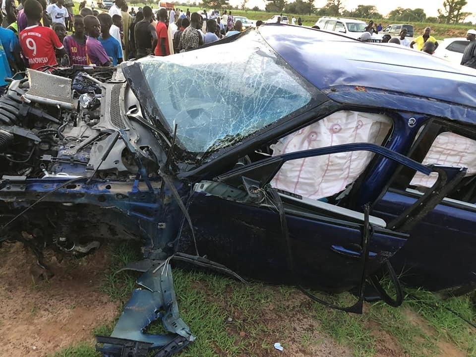 Victime d'un accident : Cheikh Amar s'est réveillé avec une fracture