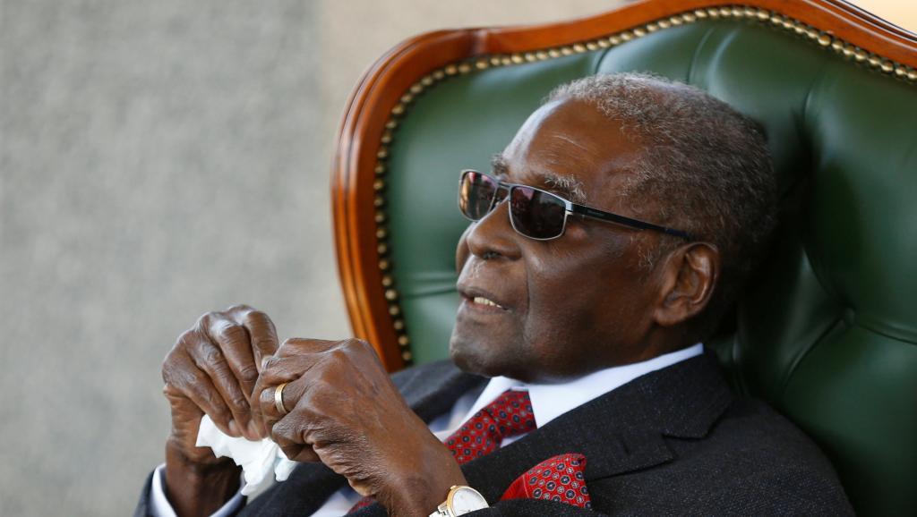Zimbabwe: disparition de l'ancien président Robert Mugabe