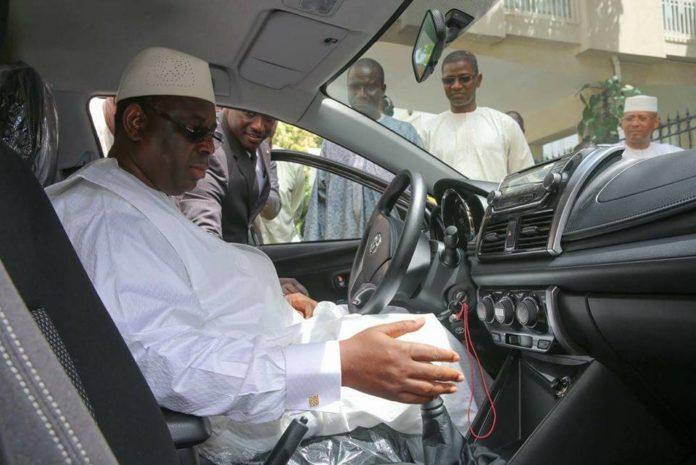Importation des véhicules âgés de 8 ans : Surprenante décision du président Macky Sall
