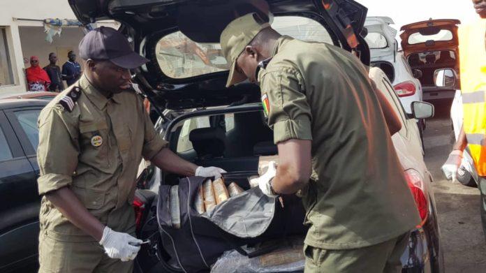 Drogue saisie au Port : un gros bonnet tombe