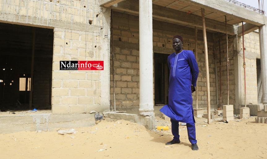 Programme d'assainissement de PIKINE : les travaux démarrent en mi-octobre, selon Mbaye NDIAYE