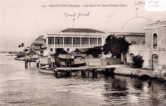 Aujourd'hui : 1er octobre 1902, la capitale de l'AOF transférée à Dakar