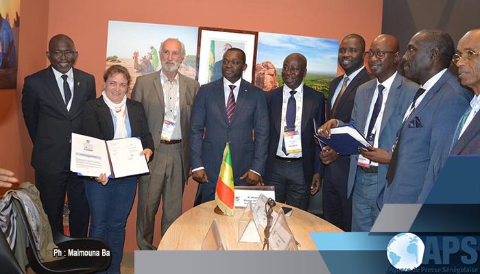 Resa 2019 : signature de trois conventions pour la promotion de la destination Sénégal