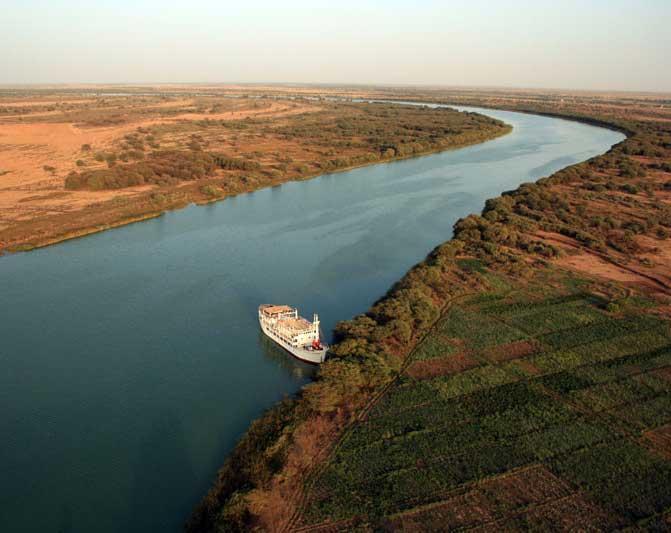 L'OMVS confie à l'indien AFCONS les travaux de restauration de 905 km de chenal navigable sur le fleuve Sénégal