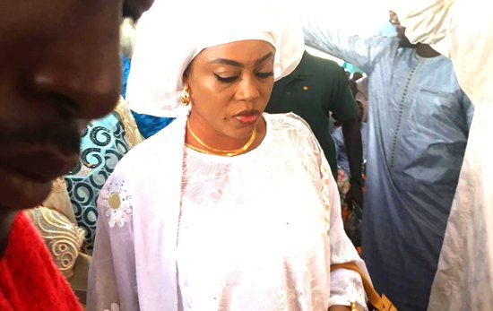 Sokhna Aida Diallo quitte le Sénégal. Sa destination ...