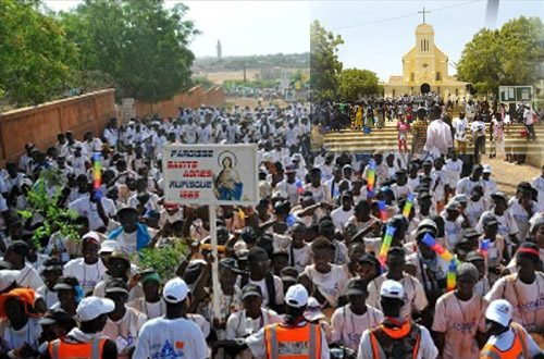 """Toussaint- Les fidèles catholiques invités à """"marcher sur les chemins de la sainteté'"""