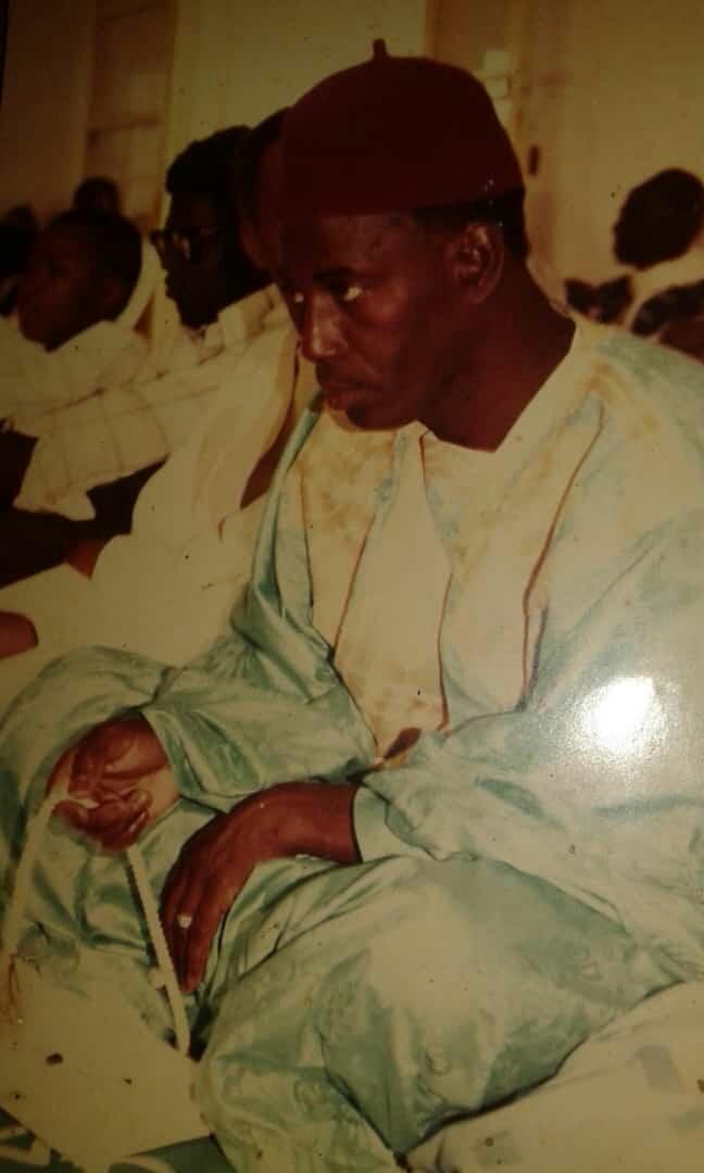 Nécrologie : Décès de Serigne Abdou Wahab DIOP