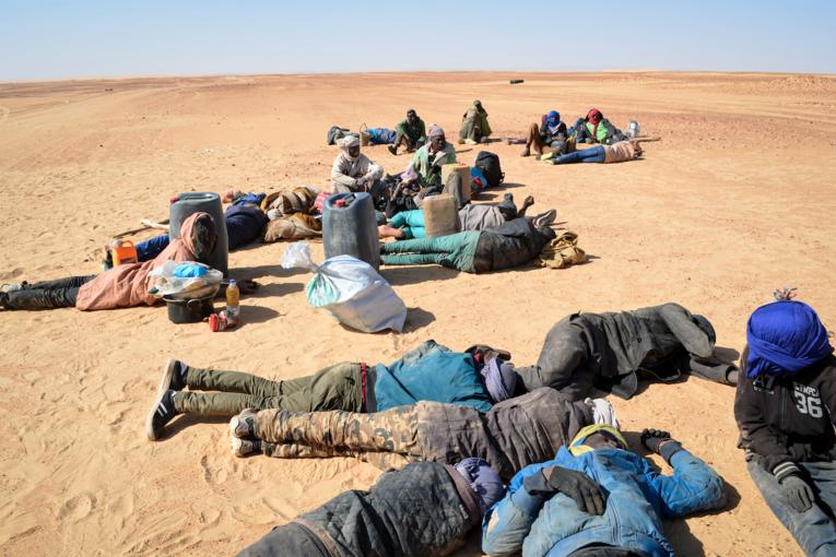 17 corps de migrants Sénégalais enterrés dans le desert