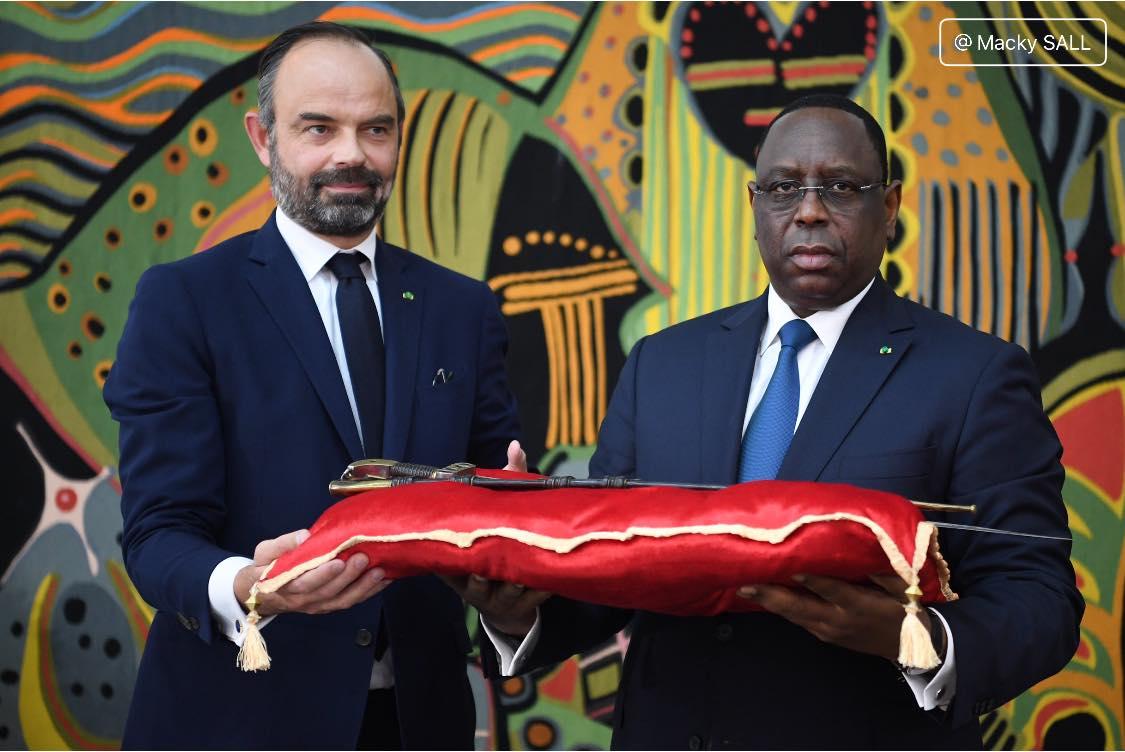 La première œuvre restituée à l'Afrique est un objet européen