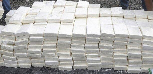 AIBD : De la drogue, d'une valeur de 520 millions, dissimulée dans des objets d'art