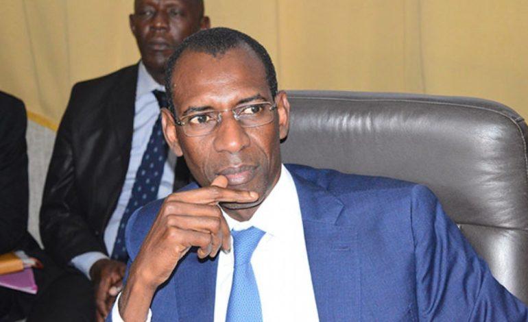 """Abdoulaye Daouda Diallo : """"Le niveau de notre dette est viable et soutenable''"""