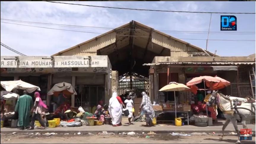 Marché NDAR : Colère noire après l'arrestation de 5 commerçants